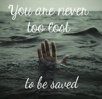 lost & saved